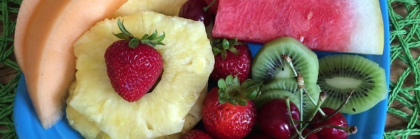 Blog Sugars and Summer Fruit