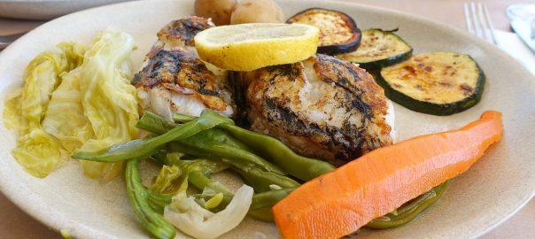 Mediterranean fish meal